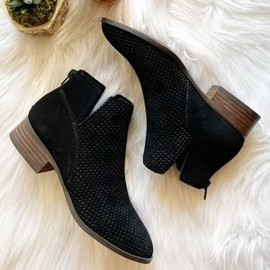 Crown Vintage Ankle Booties